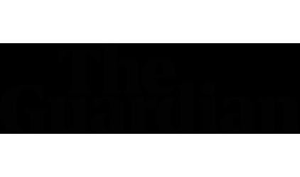 The guardian client logo