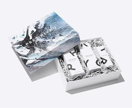 Peet Rivko Custom Skincare Beauty Boxes